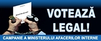 Votează legal
